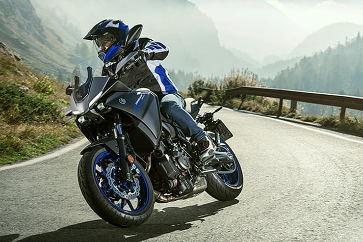 Yamaha announces two new TMAXs and an updated Tracer 700
