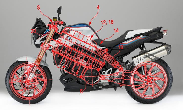 Lessons from BMW C Evolution scooter incorporated into 800cc-equivalent electric motorcycle plans