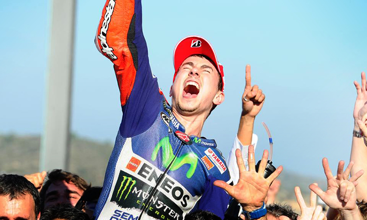 Jorge Lorenzo retires November 2019