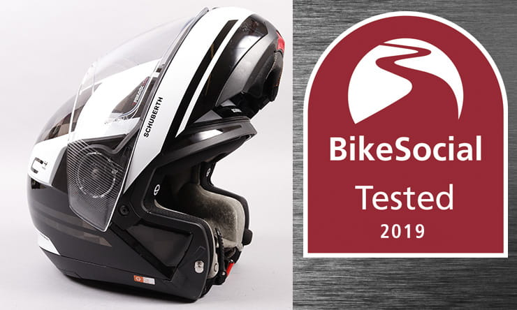 Tested: Schuberth C4 Pro Carbon flip-front helmet review