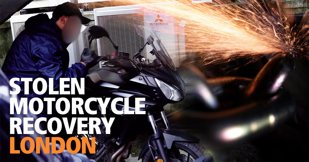 Bennetts Motorbike Insurance >> Stolen Motorcycle Recovery London: Heroes or vigilantes?