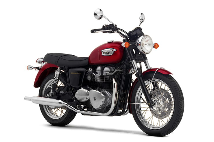 If you're hunting for a Triumph Bonneville (2001-2016) then make sure to take a look at our buying guide for a bit of handy advice first
