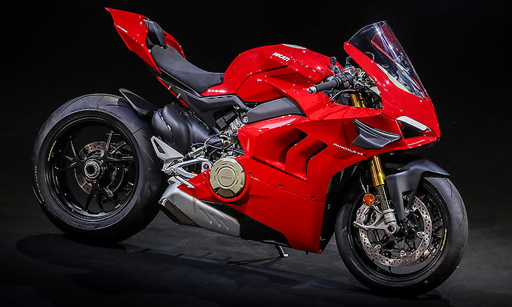 2020 Ducati Panigale V4 OFFICIAL