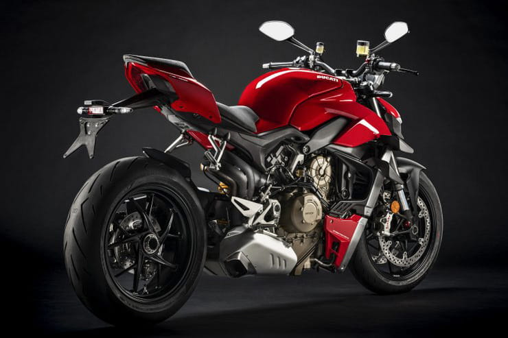 Official: Ducati Streetfighter V4
