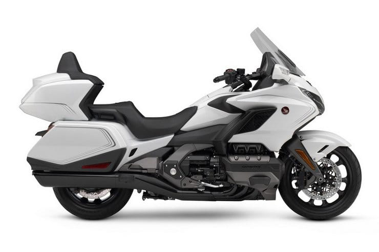 Minor upgrades for Honda's flagship Gold Wing tourer next year
