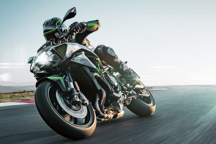 Kawasaki Z H2: 200hp supercharged 'hypernaked' revealed