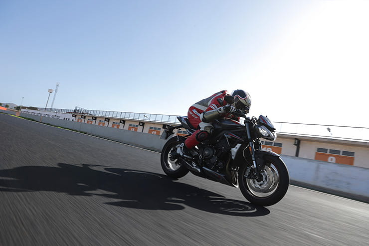 2020 Triumph Street Triple RS review Price Spec