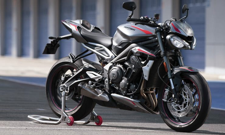 Revealed: New 2020 Triumph Street Triple