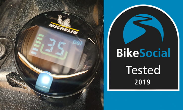 Tested: Fit2Go Michelin tyre pressure monitoring system (TPMS) review