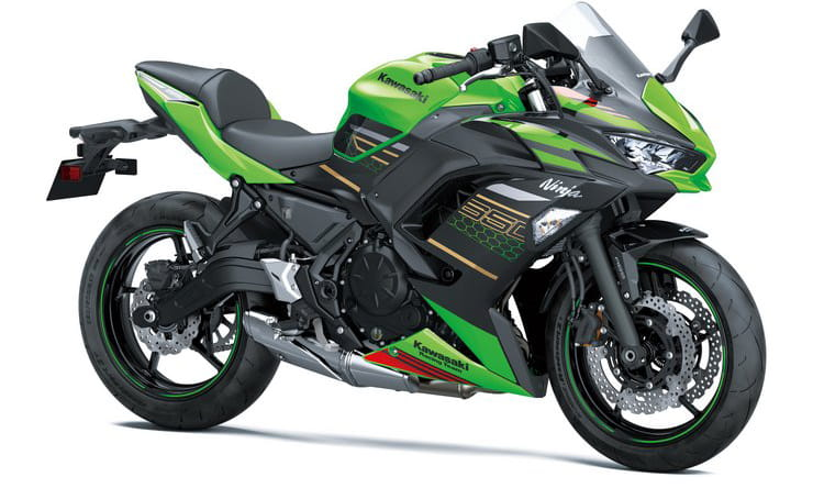 New styling, better dashboard for Kawasaki's bargain Ninja 650 sports bike