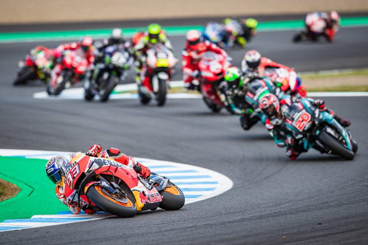 MotoGP [ Phillip Island ] - Weekend TV times | BikeSocial