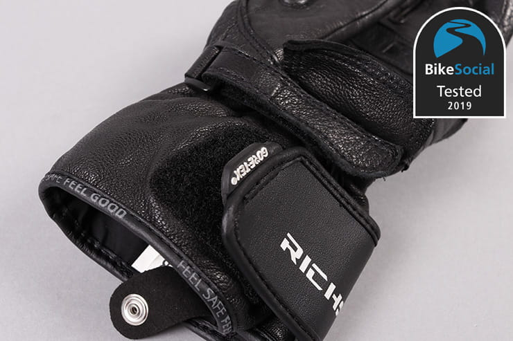 Tested: Richa Street Touring Gore-tex glove review