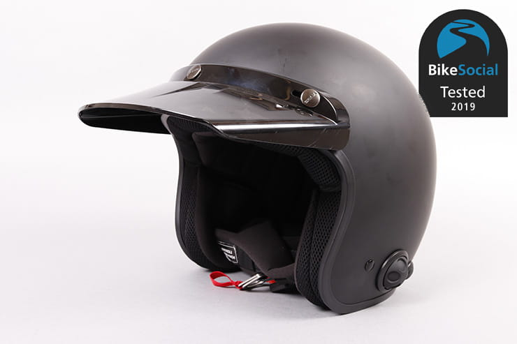 Tested: Sena Savage open-face Bluetooth intercom smart helmet review