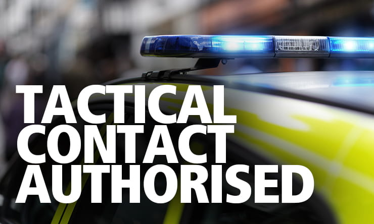 Tactical contact rules for police cleared up