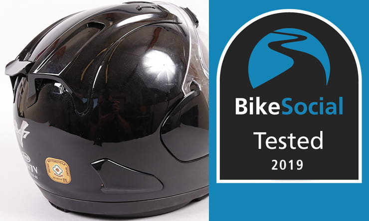 Tested: Arai RX-7V motorcycle helmet review