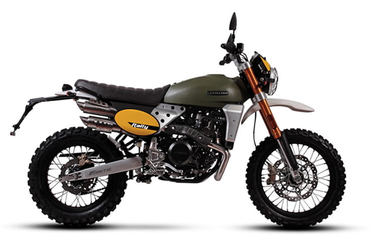 Top 10 1970s throwback motorbikes [2019]