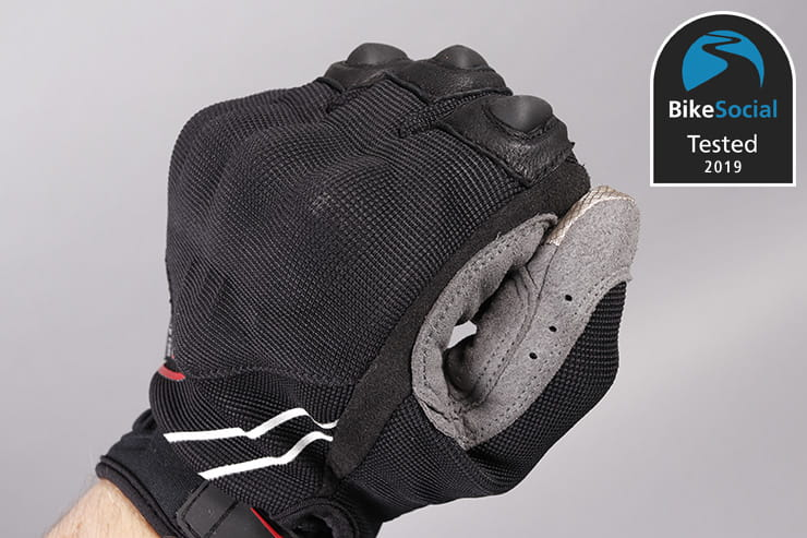 Tested: Weise Wave WP waterproof motorcycle gloves review