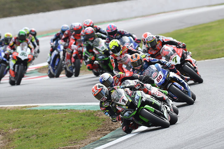 World Superbikes – results and Argentina TV Times