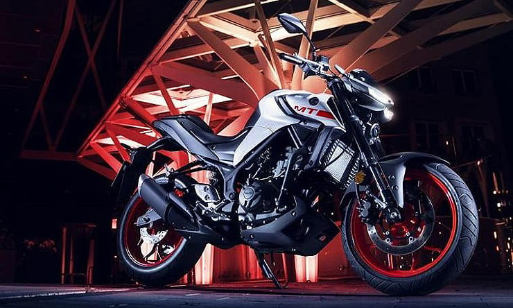 Official: Yamaha unveils revamped 2020 MT-03