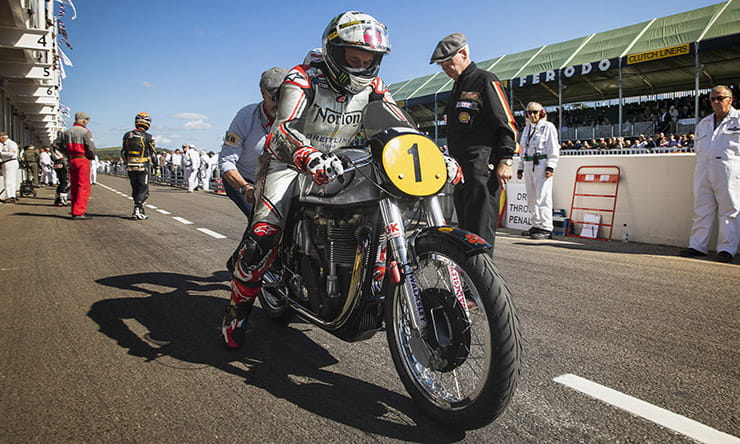This weekend's Goodwood Revival is go!