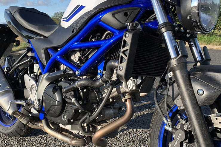 2019 Suzuki SV650S road test and review