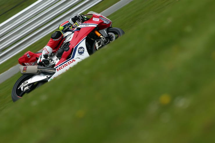 BSB 2019 Oulton Park Andrew Irwin Interview