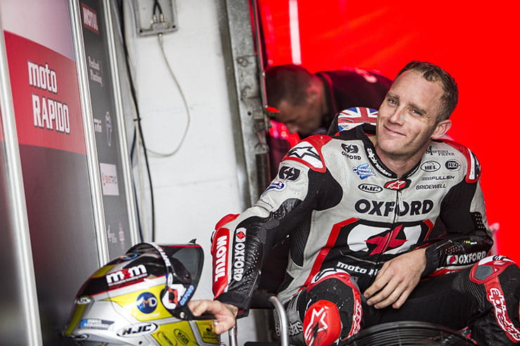 Ducati star becomes first rider to announce 2020 plans