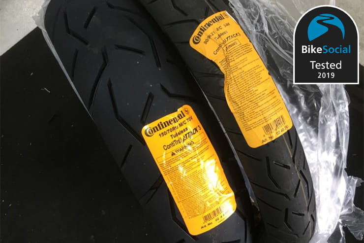 Tested: Continental Trail Attack 3 tyre review