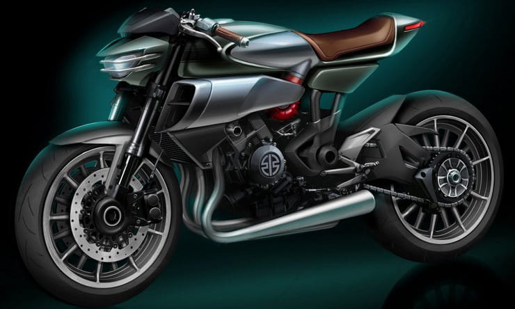 The naked bike power war is about to escalate: a forced-induction Kawasaki Z coming very soon