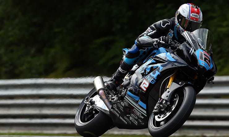 Luke Mossey remains with OMG Racing for 2020 BSB season