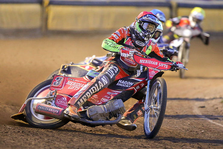 My first Speedway - Peterborough Panthers