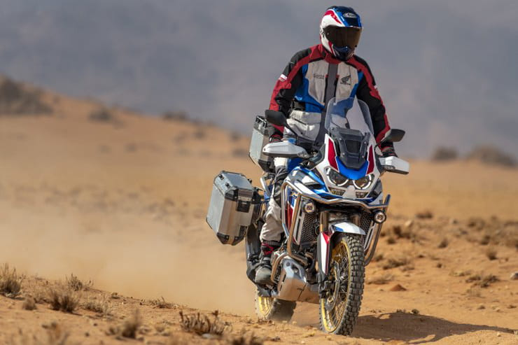 Three distinct models for new 1084cc,101hp Honda Africa Twin in 2020