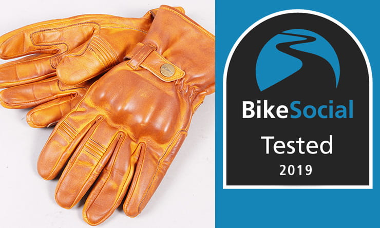 Tested: RST Roadster 2 motorcycle gloves review