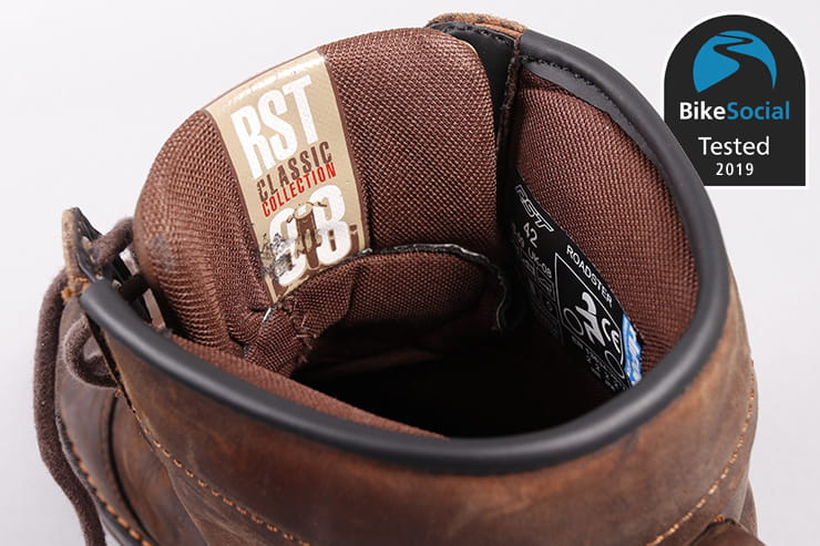 Tested: RST Roadster II Waterproof motorcycle boot review
