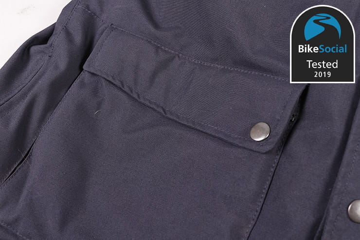 Tested: RST Shoreditch Waterproof Textile Jacket