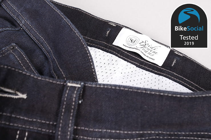 Tested: Spidi J&Dyneema motorcycle jeans review