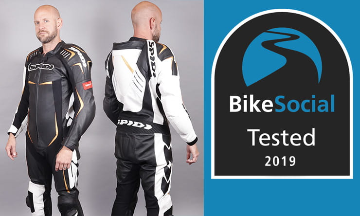 Tested: Spidi Track Wind Pro Racing Suit motorcycle leathers review