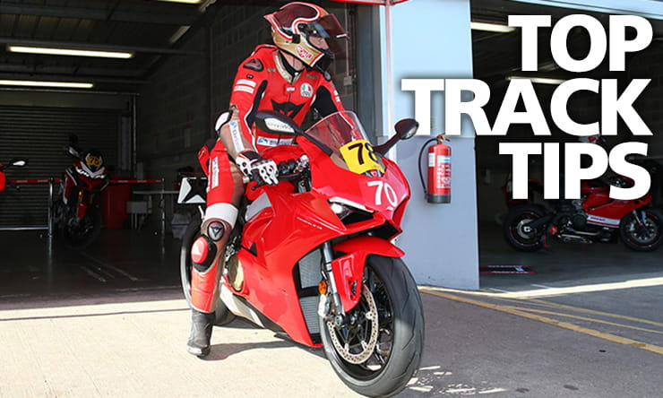 A comprehensive guide and video containing everything you'd need to know about your first motorcycle track day