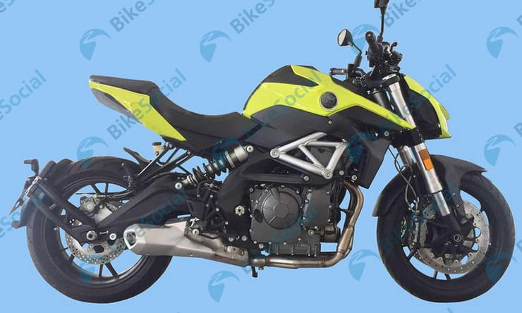 Revamped four-cylinder Benelli 600N to replace TNT600, Imperiale 530 is upsized version of existing 400