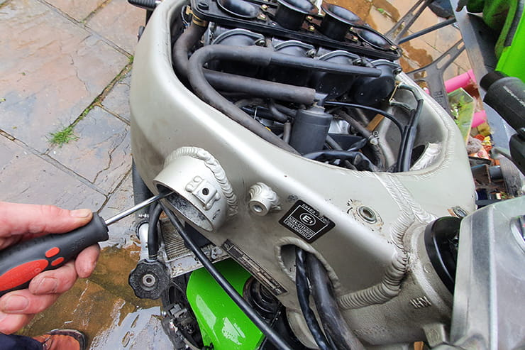 Balancing – or syncing motorcycle carburettors and fuel injection systems is a vital part of bike maintenance; here's how you can do it yourself.