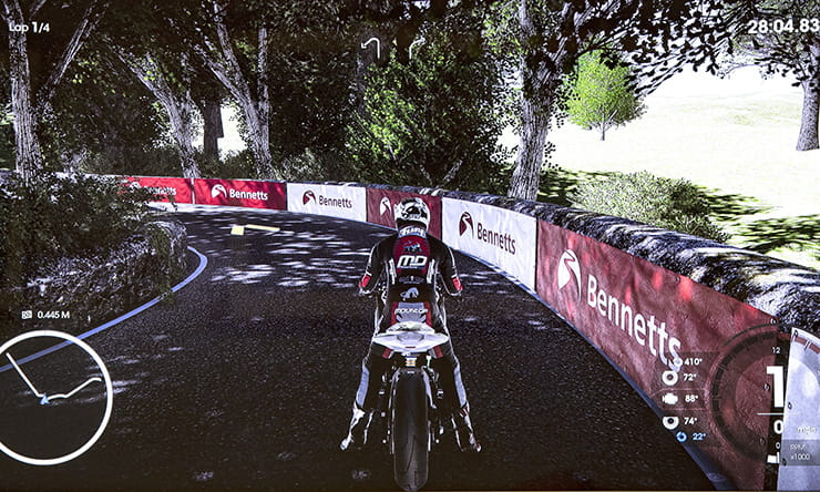 With the Isle of Man TT cancelled this year, then what better way of satisfying your TT hunger than getting your hands on the latest TT game.