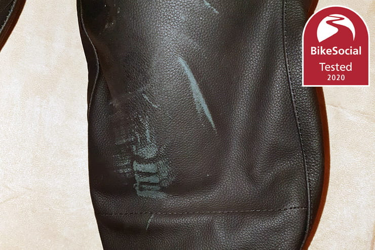 Full review of the RST Axis leather jacket and jeans – could this be a great budget option for two-piece motorcycle leathers?