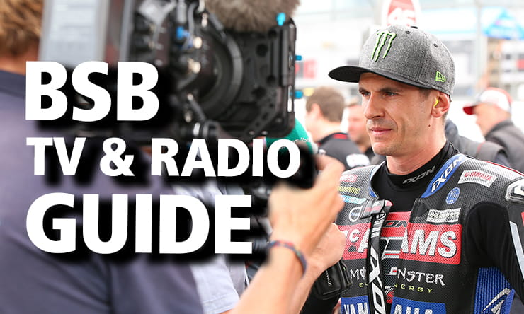 Thanks to a new TV deal with Eurosport, you'll be able to catch all the BSB coverage from the comfort of your own home. Check out our detailed TV guide here