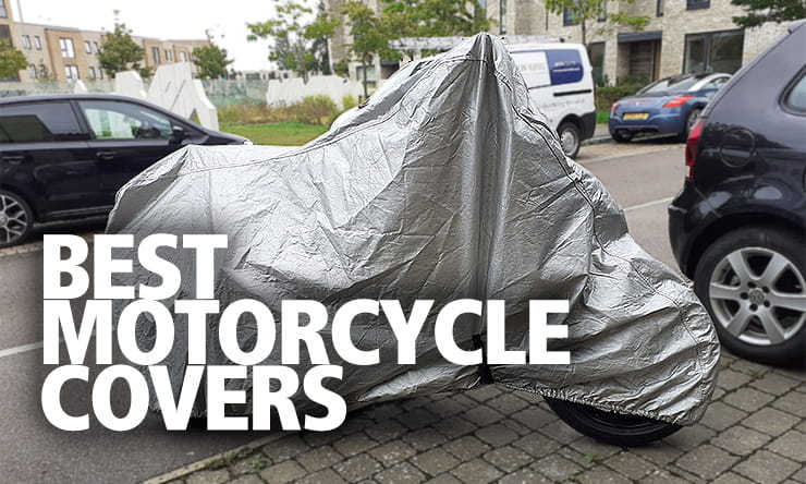 There are dozens of motorcycle covers available and surprisingly easy to spend a fair wedge on something unsuitable. Here