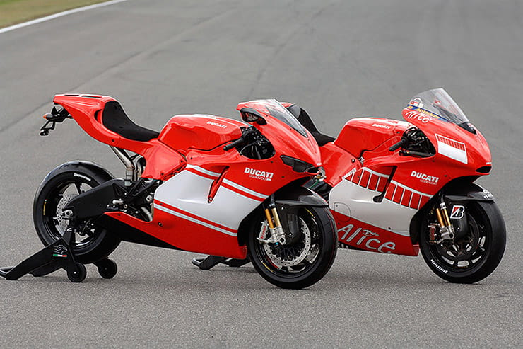 Everything you need to know about Ducati's road-going MotoGP replica, the glorious Desmosedici RR