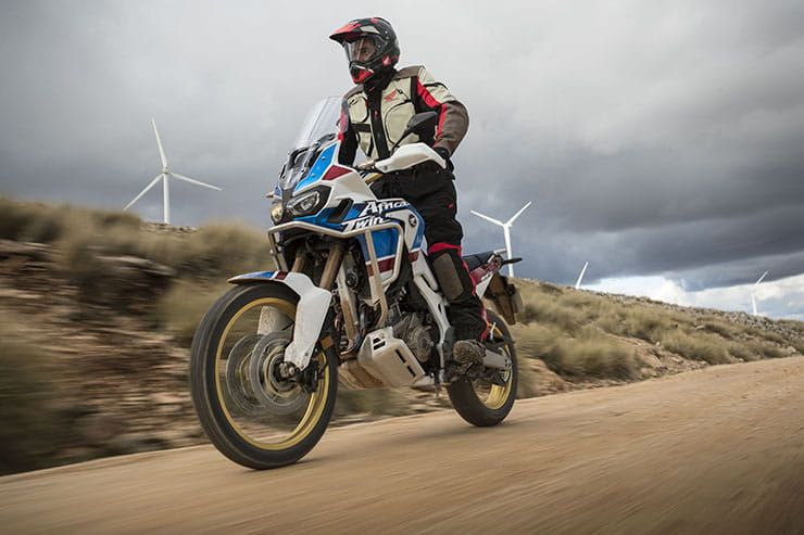 All you need to know about Honda's first big tank adventure bike, the Africa Twin Adventure Sports.  Complete BikeSocial buying guide.