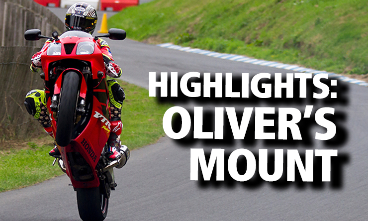 Highlights of all the action from Oliver's Mount in Scarborough. Here is how, where and when you can catch all of the racing from the comfort of your home.