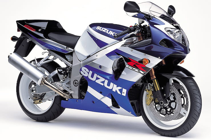 Suzuki's superbike for the new millennium offered scalpel handling and sledgehammer power. Twenty years on it