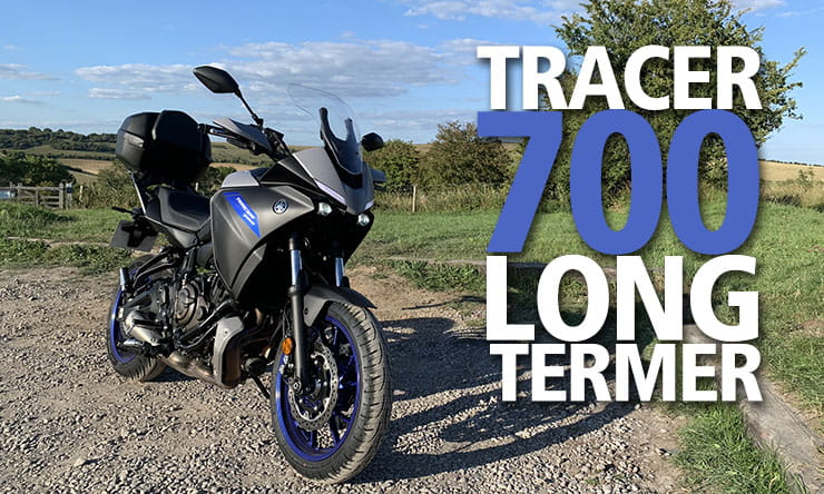 Living with Yamaha's updated and uprated Tracer 700 – the first 1000 miles