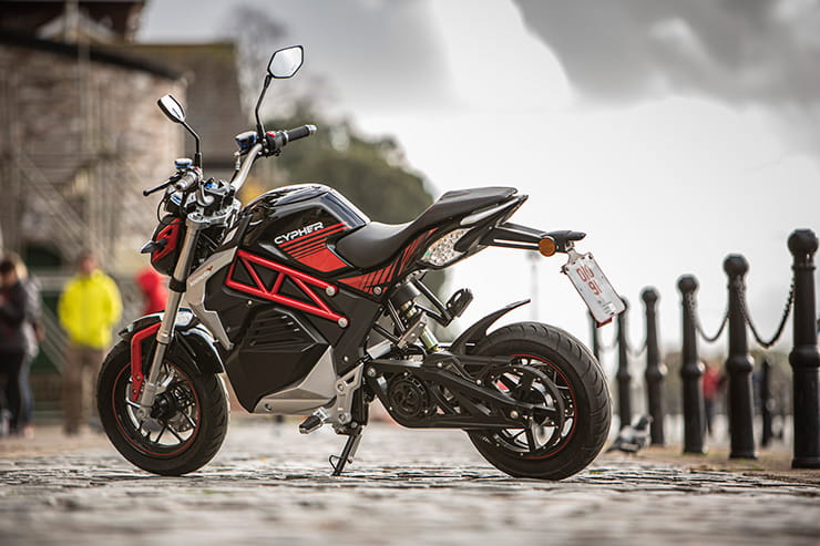 2021 Lexmoto Cypher Electric Bike Review Price Spec_77